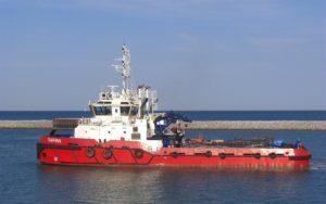 Silverburn add Ice Class AHTS to the Fleet