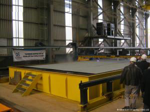 Silverburn lays the First Keel of our new design Ice Class AHTS for the Fleet
