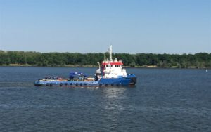 """AHTS """"Arctic"""" joins the Fleet together with 6 new RoRo barges and 2 Chemical Tankers"""